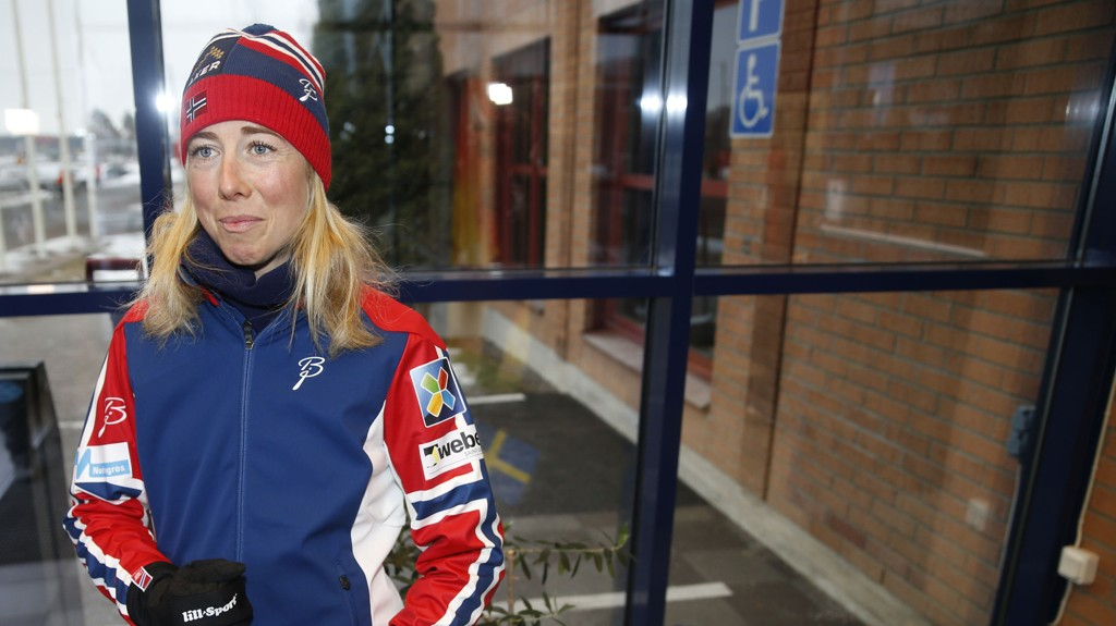 Kristin Størmer Steira har fått påvist brudd i hælen, og langrennssesongen er over for hennes del.