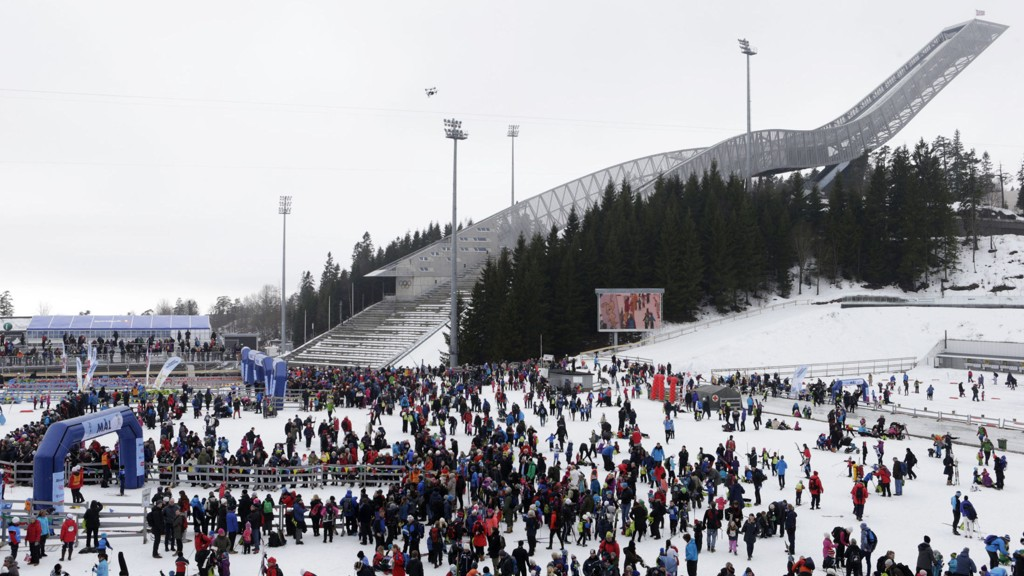 Helgens skifest er forventet å bli en av de beste. Forhåndssalget av billetter har gitt rekord.
