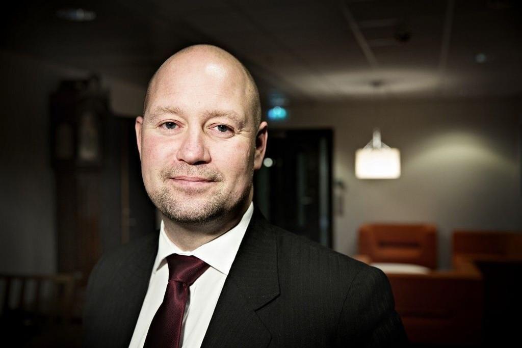 Justisminister Anders Anundsen (Frp) er er glad for at den nye og moderne straffeloven nå kan bli satt i kraft.