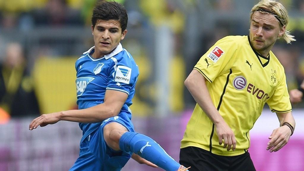 Tarik Elyounoussi og Hoffenheim kan forverre Hamburg-krisen i dag.