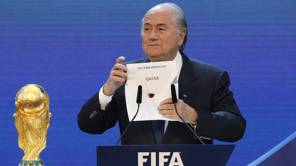 PROBLEMER: Fotball-VM i Qatar har mange utfordringer, selv om det er mange år til mesterskapet sparkes i gang.