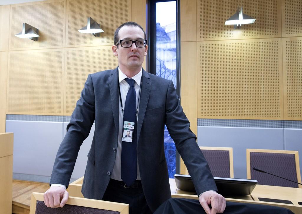 Politiadvokat Asmund Riegels sier at politiet har flere mistenkte i kidnappings-saken.