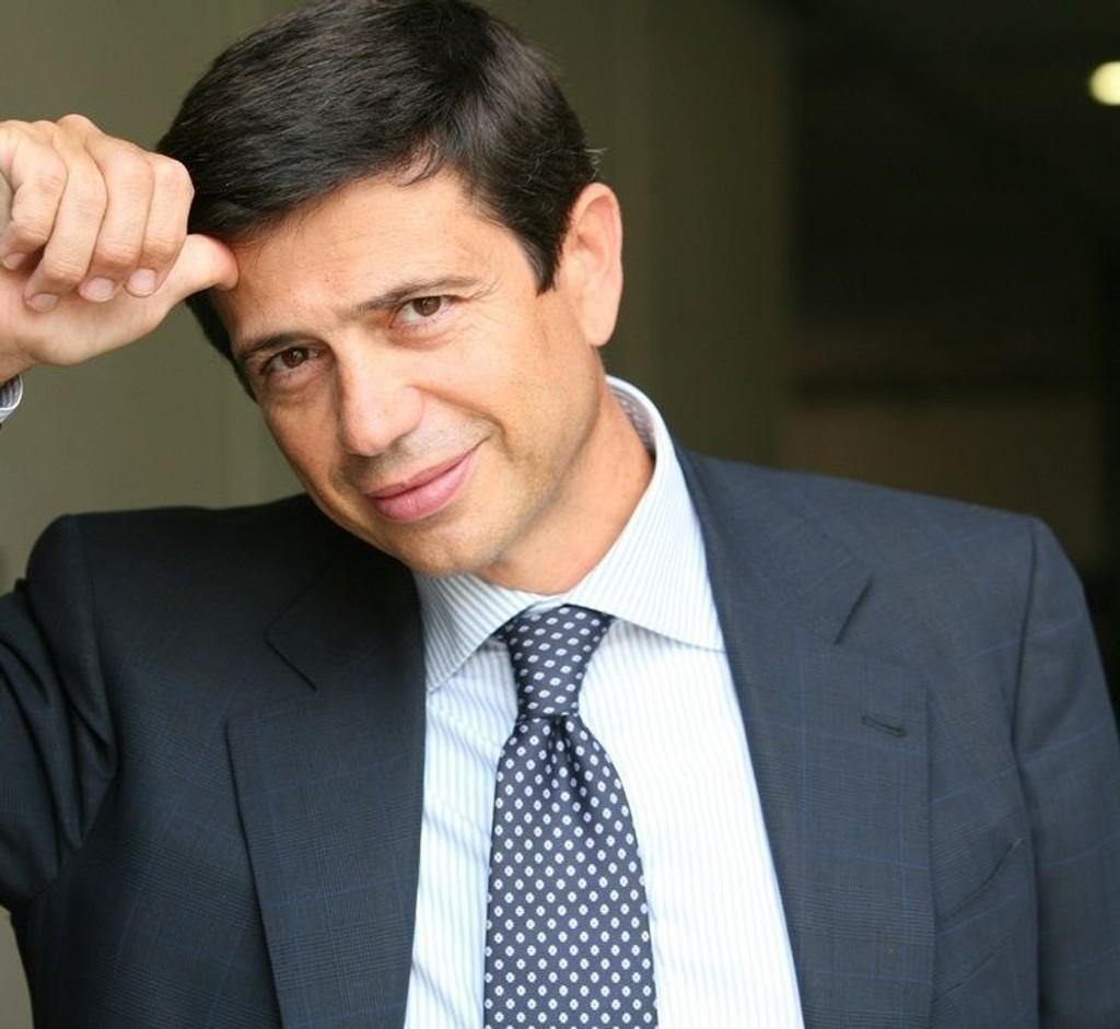 GÅR AV: Italias transport- og infrastrukturminister Maurizio Lupi.