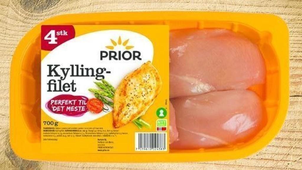 UTEN NARASIN: Denne kyllingen inneholder ikke ett gram narasin.