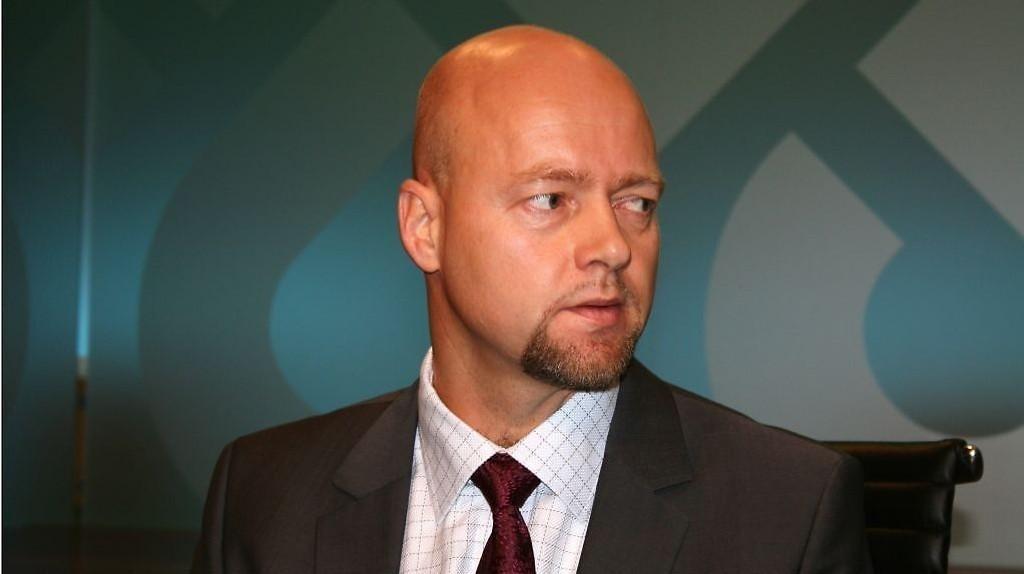 Yngve Slyngstad er sjefen for Oljedondet.