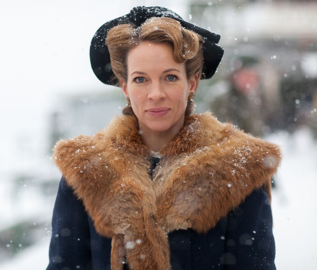 MAIBRITT SAERENS er Tungtvannets tøffing. Hun kan også vinne pris for beste kvinnelige skuespiller i året som gikk.