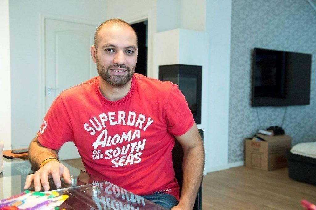 Marco Elsafadi kreves for flere hundre tusen kroner.
