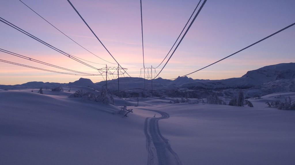 Norsk strøm skal leveres til Storbritannia og gi kraft til 750.000 britiske hjem.