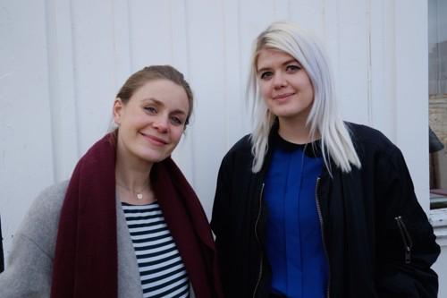 Å BE OM BRÅK: - Vi forventet å møte nettrollene. Vi er to unge jenter som skriver om sex. Det er å be om bråk. Men vi har stort sett fått hyggelige og konstruktive tilbakemeldinger, sier Ellen Støkken Dahl og Nina Dølvik Brochmann (til venstre).