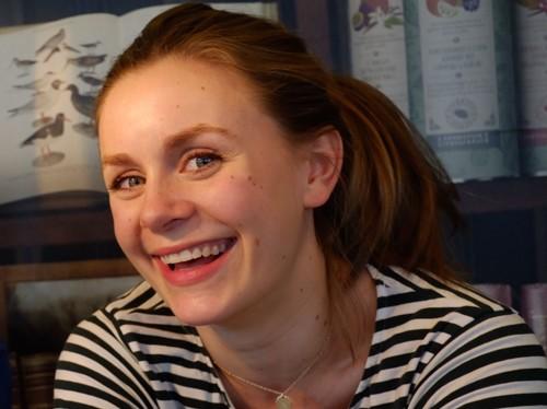 ALVORSPRAT: - Vi merket at det var overraskende avhengighetsskapende med klikk og kommentarer og måtte ta en alvorsprat med oss selv, sier Nina Dølvik Brochmann om bloggsuksessen.