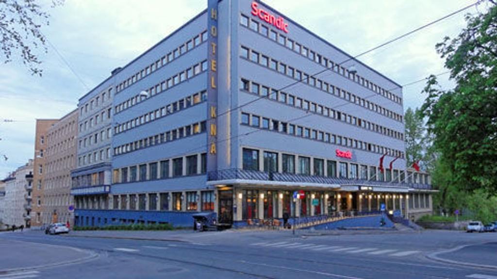 spesielt hotell norge