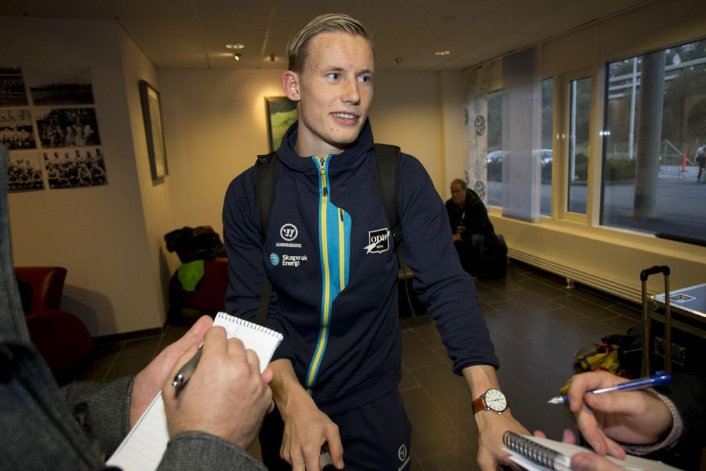 KEEPERSTJERNE: Sondre Rossbach kan bli årets store gjennombrudd i Tippeligaen.
