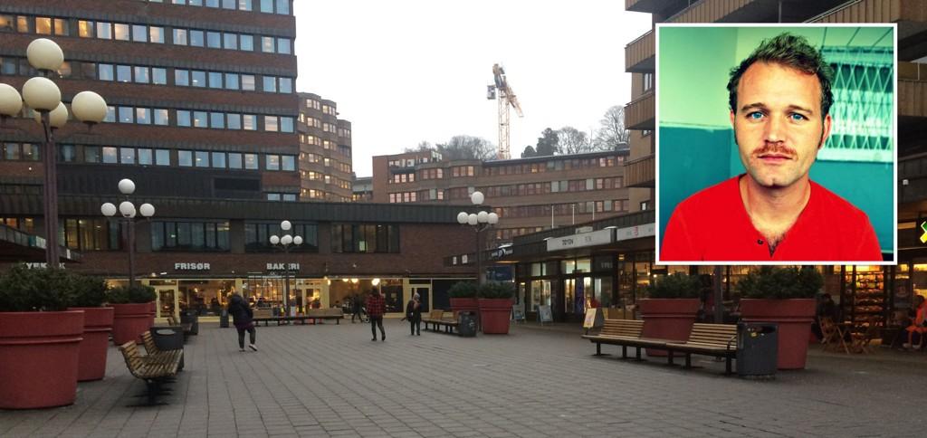 Kay Asbjørn Schjørlien (SV) refser byrådet for å svikte Tøyen når de vil bygge gigantbygg i området.