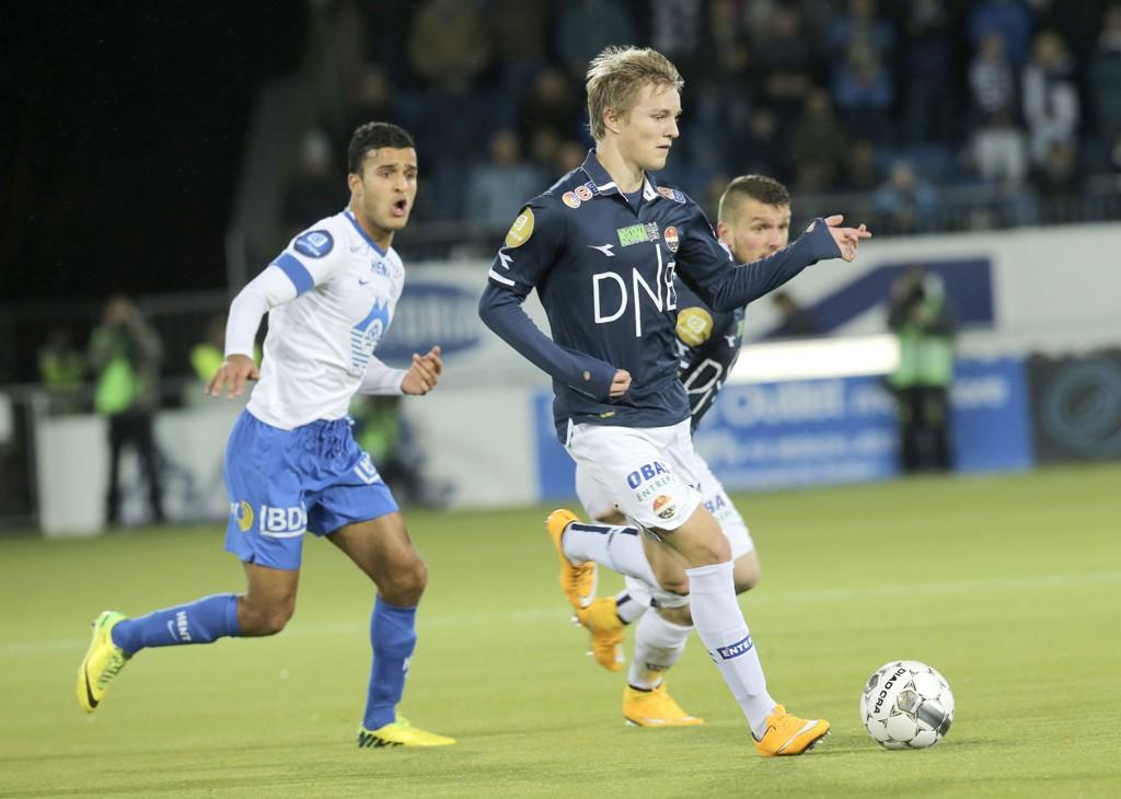 GOD, men ikke dominerende, mener Rosenborg-trener Kåre Ingebrigtsen.