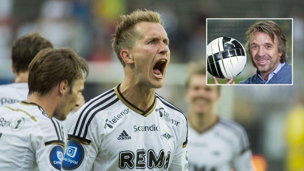 VIL BIDRA: Morten Gamst Pedersen håper på flere jubelscener denne sesongen.
