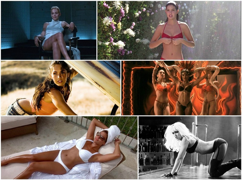 6 sexy filmkarakterer
