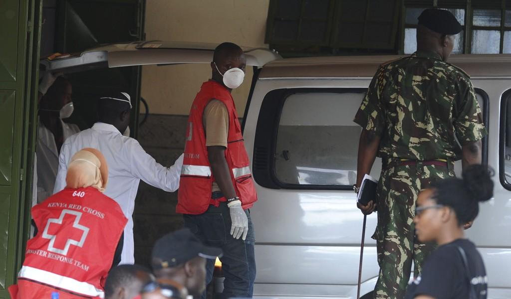 TERROR I KENYA: Minst 148 studenter ble drept. Flere er kritisk skadd.
