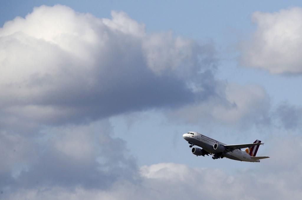 Dette Germanwings-flyet tok av 2. april - uten problemer. Det gikk verre påskeaften.