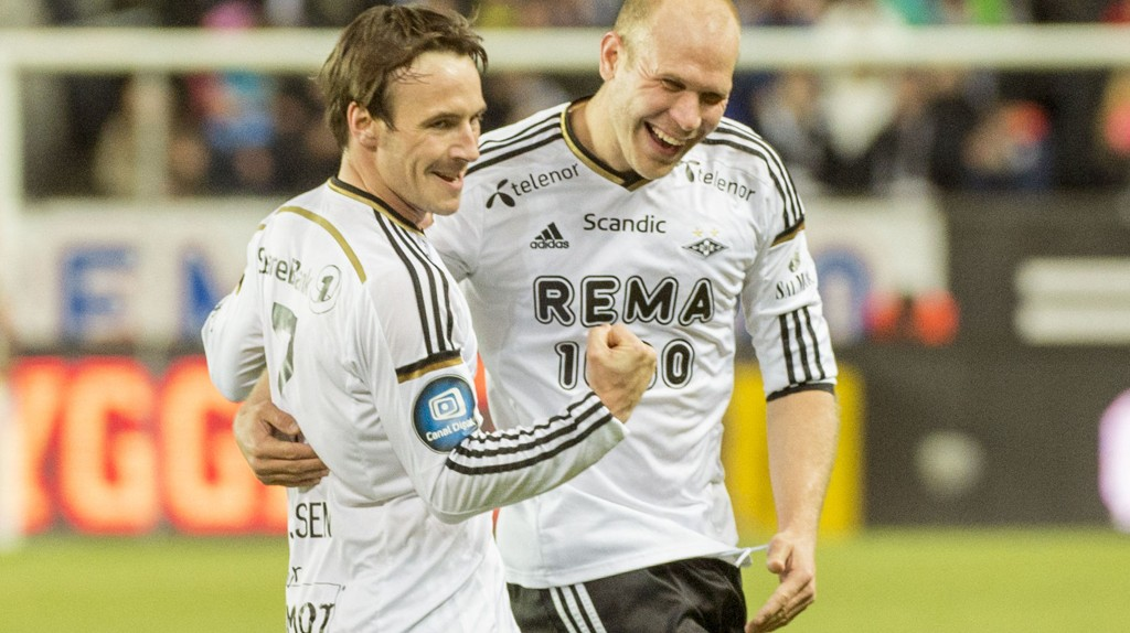 MER JUBEL?: For Rosenborgs del ble sølv som en seier i fjor. I år åpner de med en lett hjemmekamp.