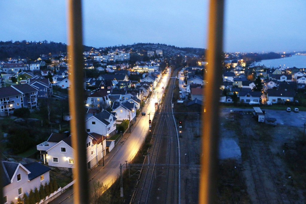 Lislebyveien i Fredrikstad har måttet tåle å bli kalt Terrorgata etter at sju unge menn har reist fra Lisleby til Syria for å kjempe med terrororganisasjonen Islamsk Stat (IS).