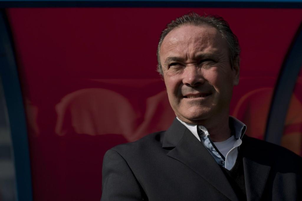 FERDIG: Juan Ignacio Martinez er ferdig som trener i Almeria.