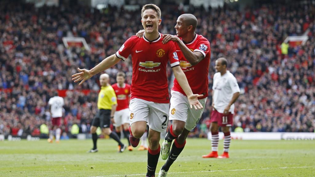 Det er duket for et meget spennende Manchester-derby førstkommende søndag når United tar imot City på Old Trafford.