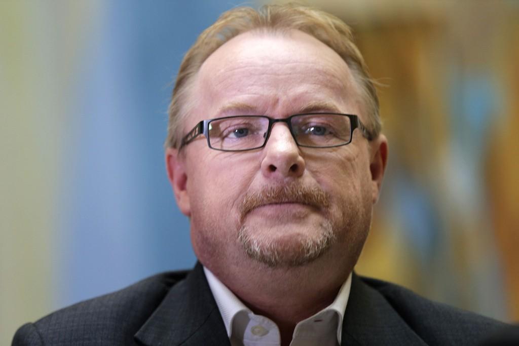 Frp-nestleder Per Sandberg svarte fredag på kritikken. Her er han i Stortinget ved en tidligere anledning.