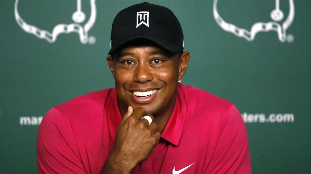 Tiger Woods sier han jobbet knallhardt for å komme i form til Masters.