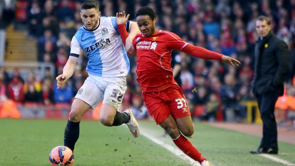 Det første kvartfinalemøtet mellom Liverpool og Blackburn endte 0-0, og vi tror Raheem Sterling & co kommer til å få det tøft i returkampen på Ewood Park.