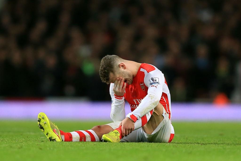 Jack Wilshere håper å bidra for Arsenal i sesonginnspurten etter å ha vært skadd siden november.