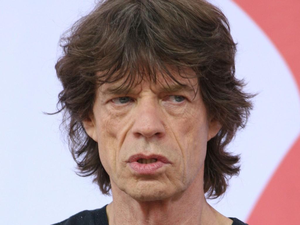 Oldefar Mick Jagger tenker heller på nye turneer enn på gyngestolen.