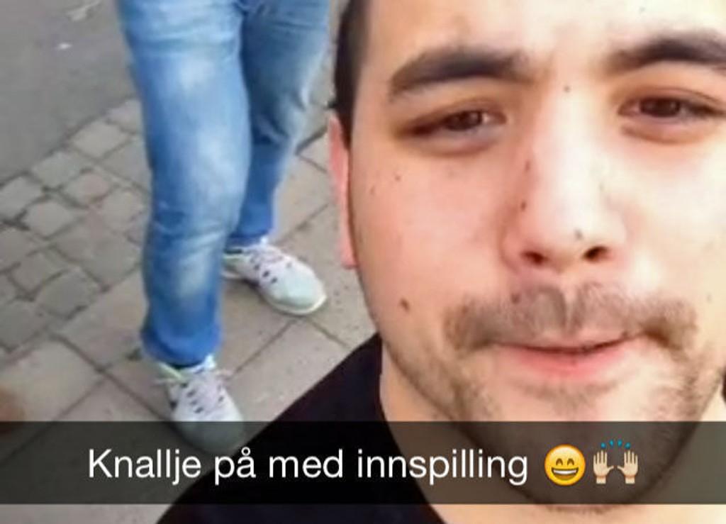 kjønnsorgan norske nakenbilder snapchat