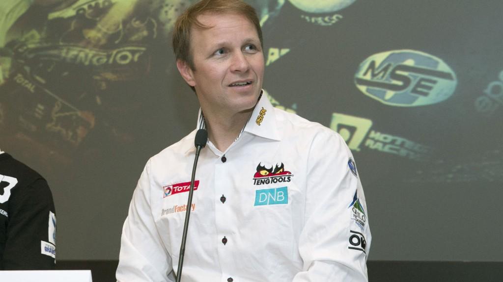 Petter Solberg har forandret det meste på bilen som ga ham VM-gull i fjor.