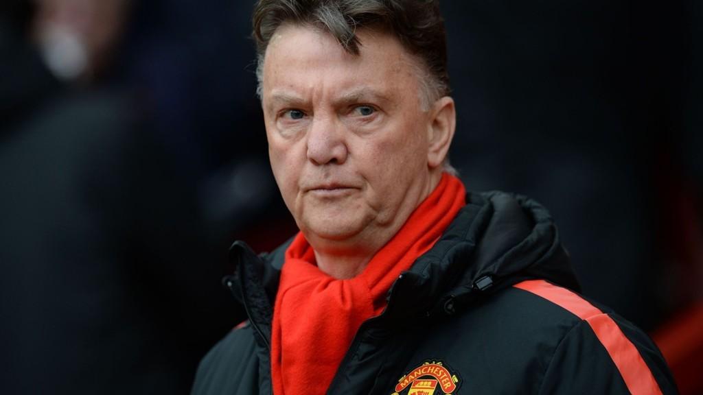 SKAL HANDLE? Manchester United- manager Louis van Gaal.