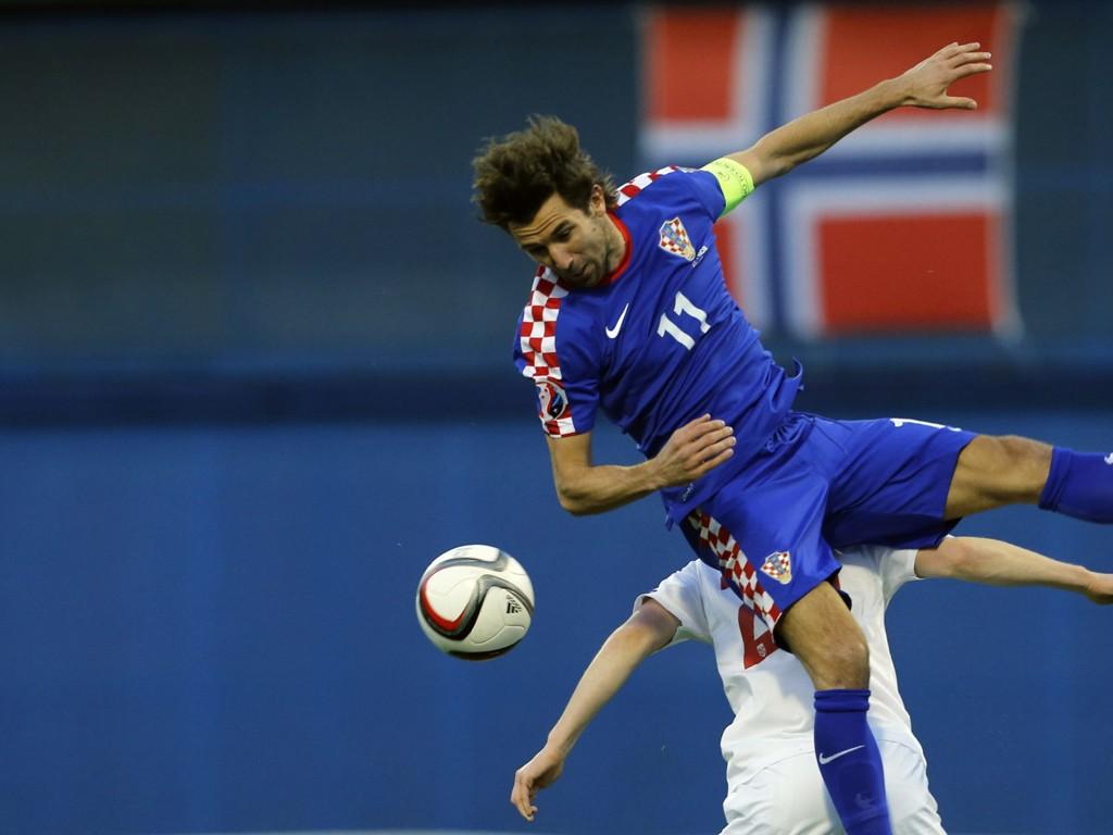 STRAFFES IGJEN: Kroatia må spille helt uten tilskuere i neste kamp.