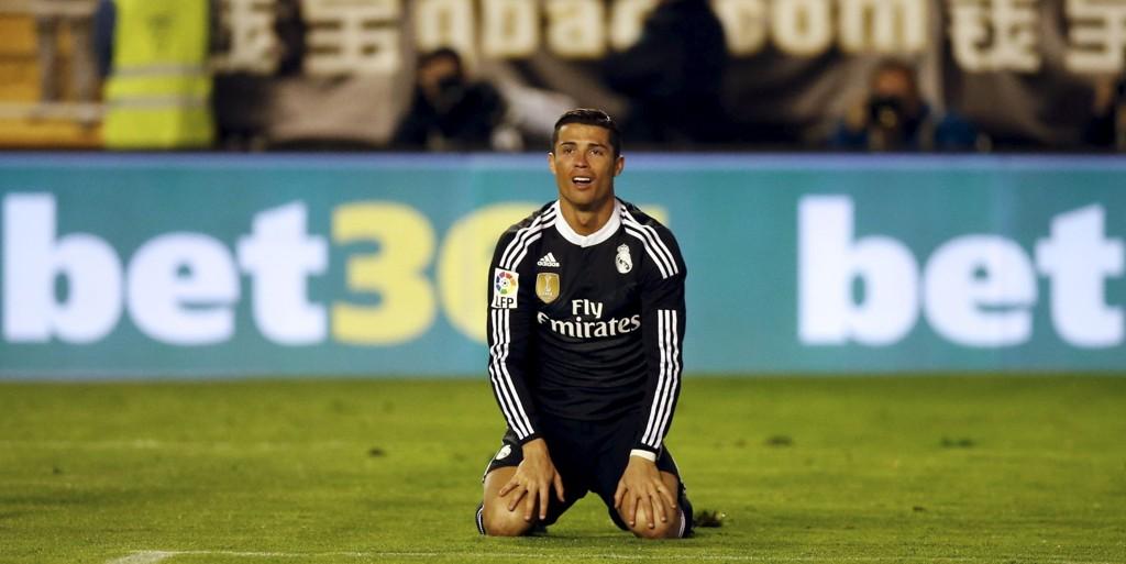 ANKER: Real Madrid anker Cristiano Ronaldos karantene.