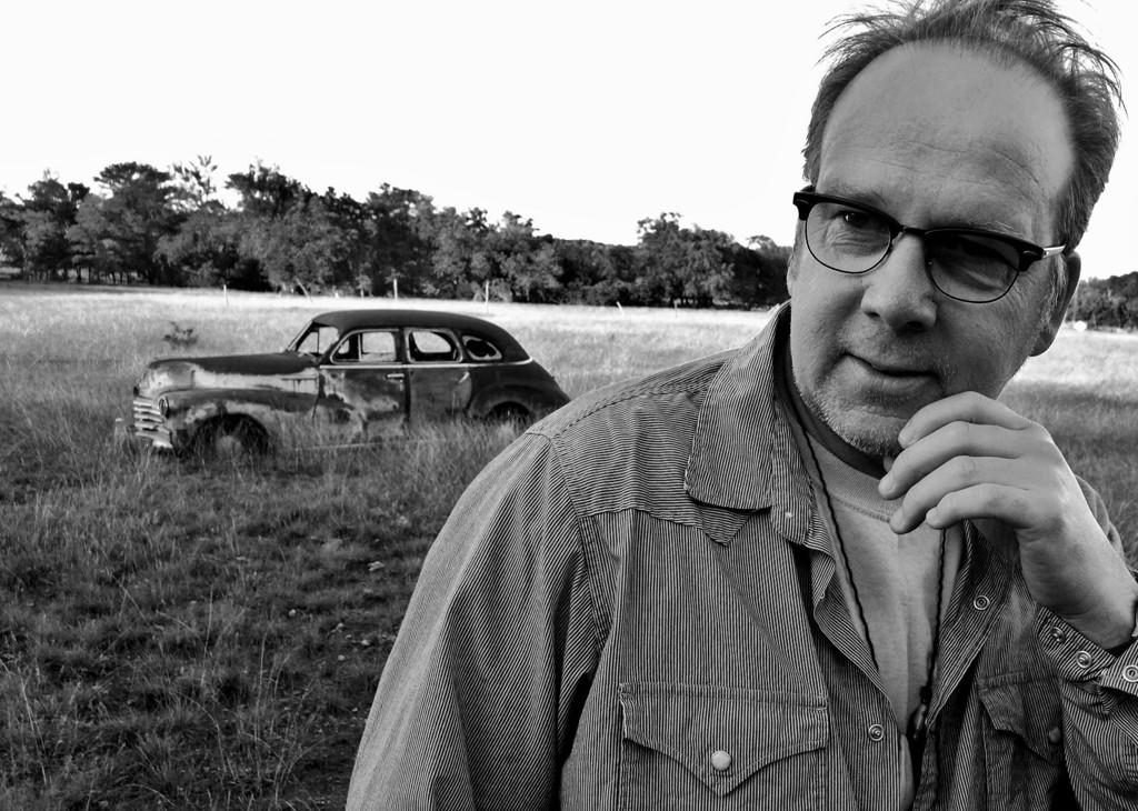 TEXAS: Roy Lønhøiden dro til Texas for å spille inn sitt femte soloalbum med musikere som har jobbet med alle hans helter.