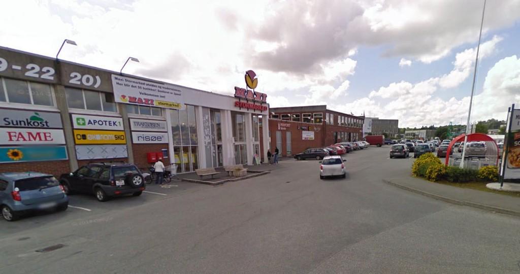 Maxi storsenter i Sandnes har innført strengere parkeringsregler.