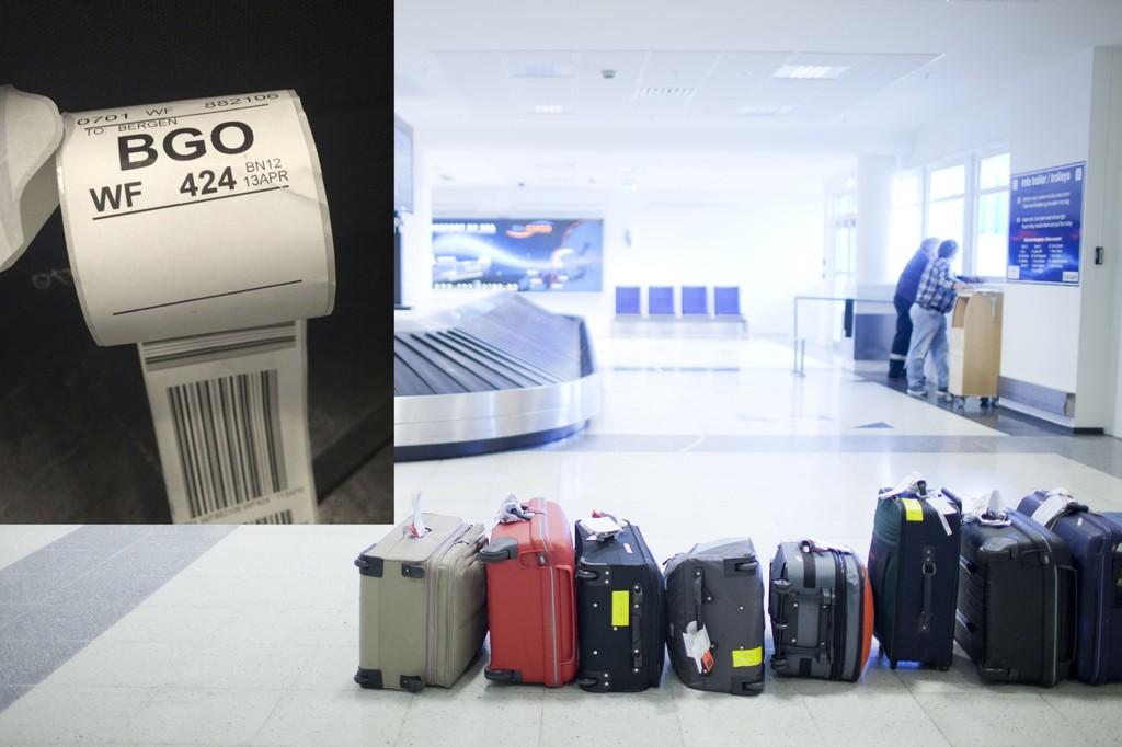 BGO er koden du ser på bagasjelappen om du skal reise med fly til Bergen.