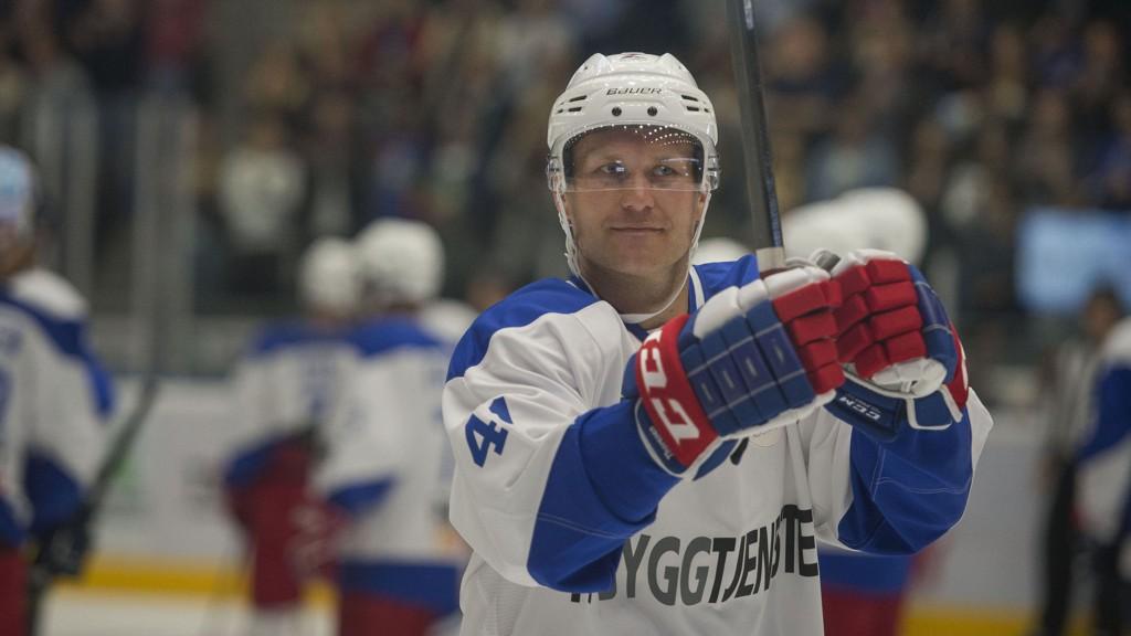 VANT: Patrick Thoresen og hans SKA. St. Petersburg tok en ny seier mandag.