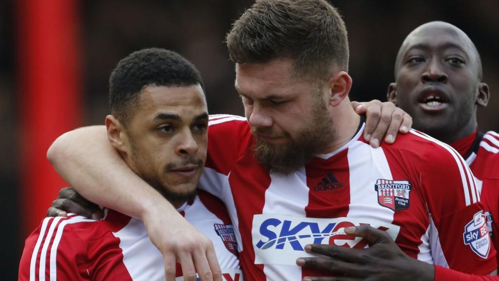 Brentford leverte en strålende bortekamp mot Derby sist og hadde fortjent tre poeng.