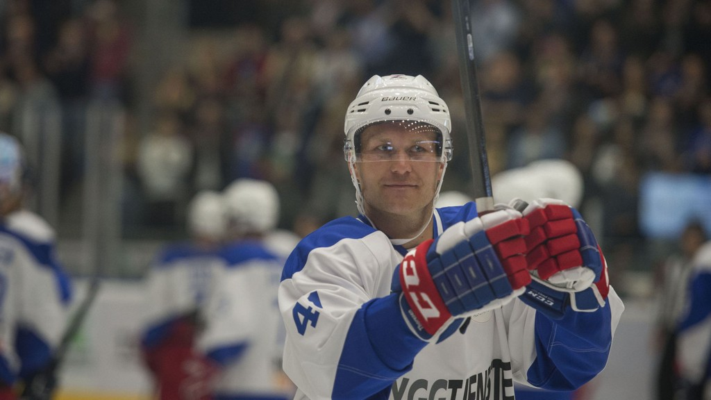 MESTER: Patrick Thoresen kan bli russisk mester på fredag.