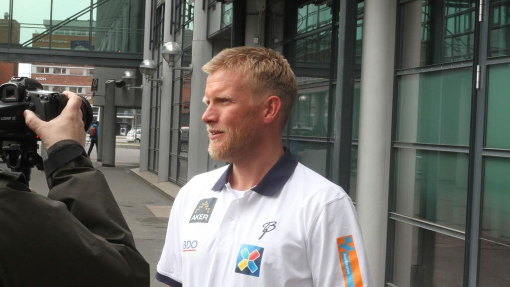 NY LANDSLAGSTRENER: Tor-Arne Hetland var onsdag klar som ny trener for allroundlandslaget.