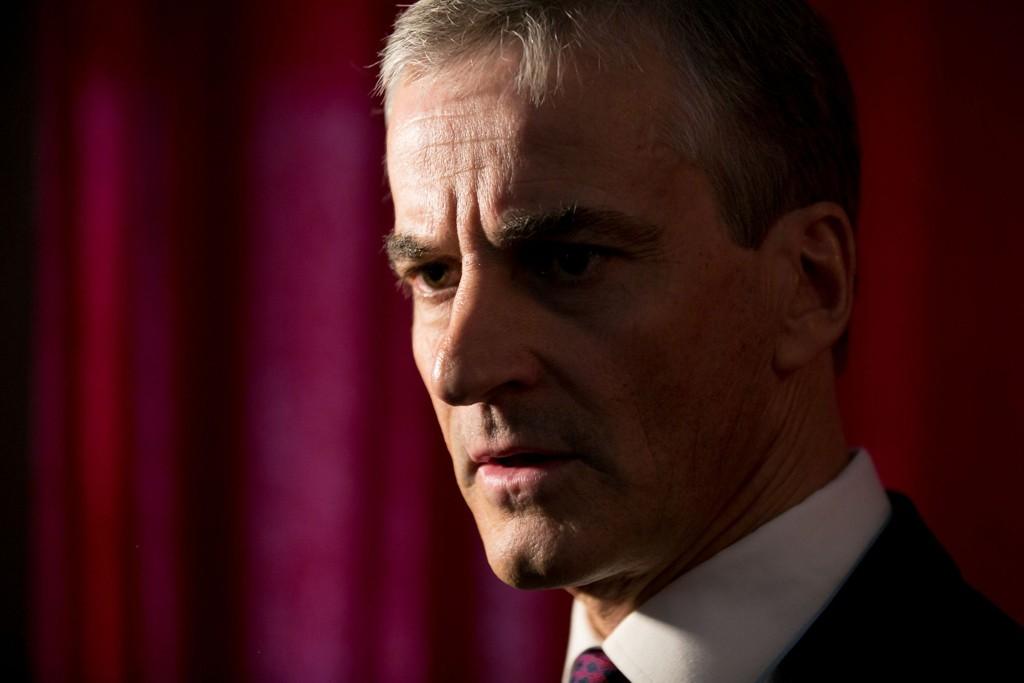 FÅR KRITIKK: Ap-leder Jonas Gahr Støre får kritikk fra regjeringspartiene for bruk av private tjenester.