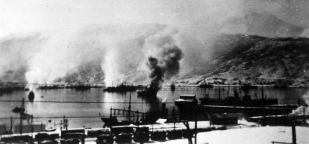 Da Norge banket tyskerne i 1940