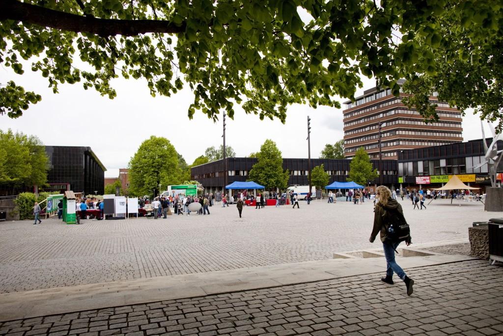 Kvinnen var registrert som student på Universitetet i Oslo, samtidig som hun mottok dagpenger fra NAV.