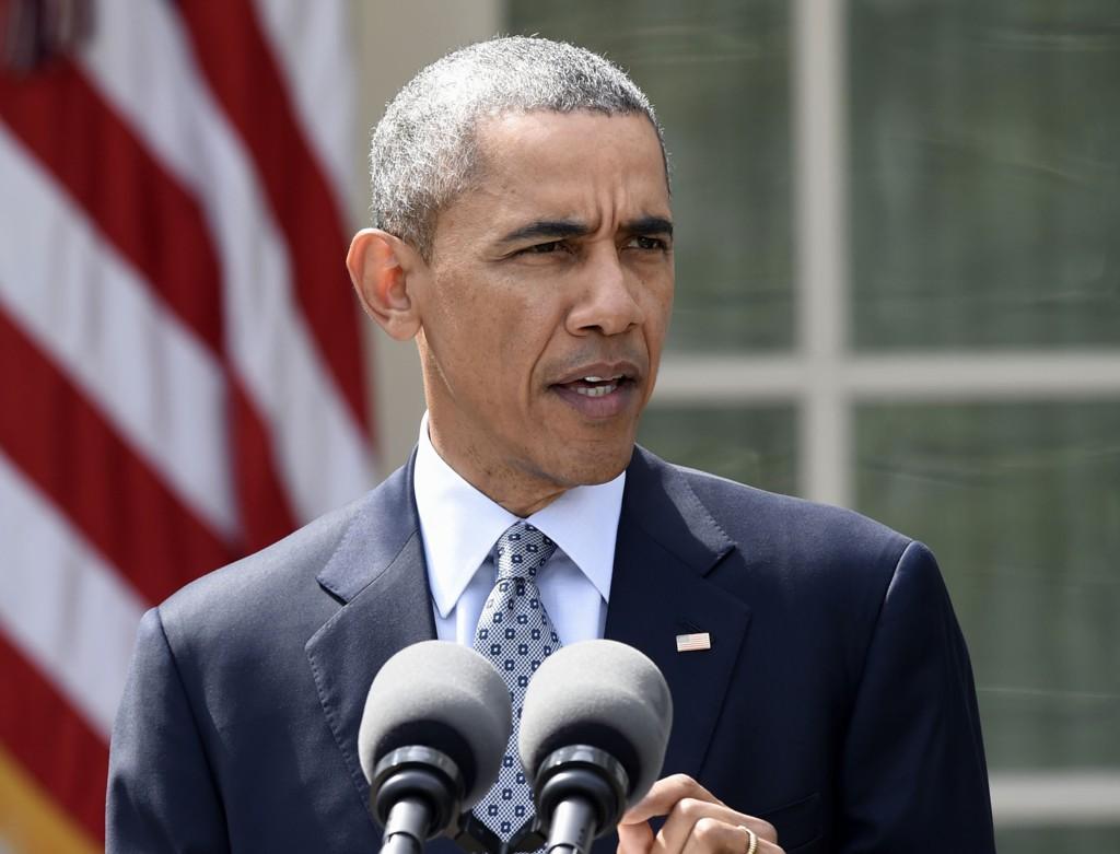 VIL SAMARBEIDE: USAs president Barack Obama vil samarbeide med Kina om atomkraft.