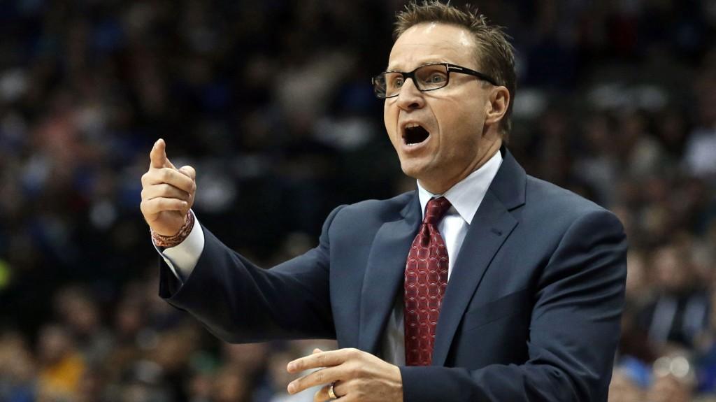 Scott Brooks får ikke fortsette som trener for Oklahoma City Thunder etter sju sesonger i den amerikanske basketballklubben.