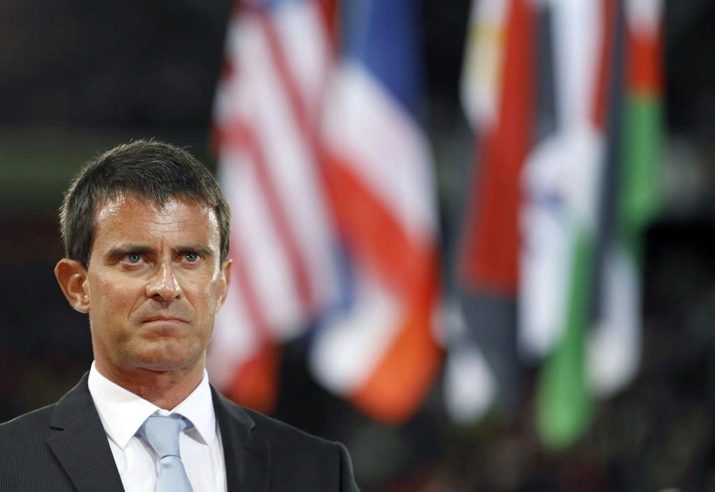 HAR AVVERGET FLERE ANGREP: Frankrikes statsminister Manuel Valls sier terrortrusselen mot landet aldri har vært større enn nå.