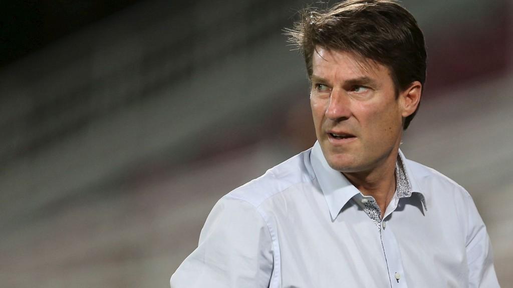 Michael Laudrup er i ferd med å utrette store ting som trener for klubben Lekhwiya SC i Qatar.